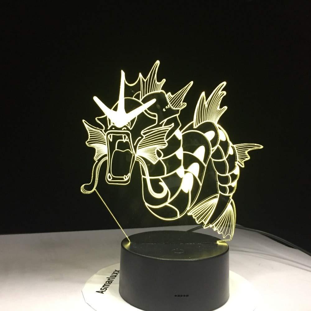 Pokemon IR a la luz de Noche de Color Claro Mesa táctil para niños ...