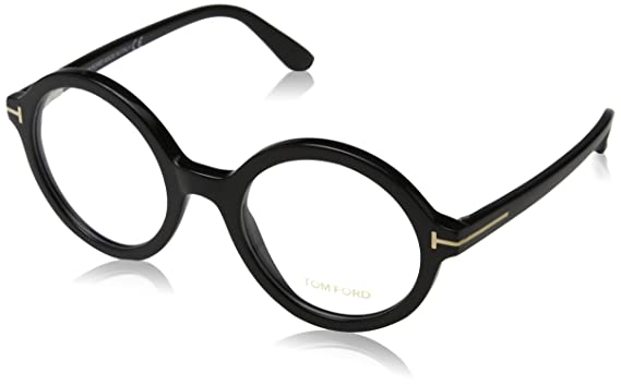 2121f62ce0e1 Image Unavailable. Image not available for. Color  TOM FORD Eyeglasses  FT5461 001 Shiny Black