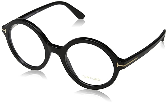 5f5230e20f Image Unavailable. Image not available for. Colour  Eyeglasses Tom Ford TF  5461 FT 5461 001 shiny black