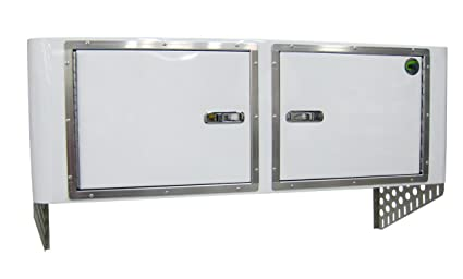 Bon NEO STORAGE SOLUTIONS Neo Storage Radius Cabinet White 48u0026quot;