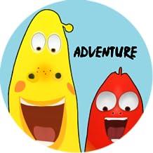 Larva Adventure: Start
