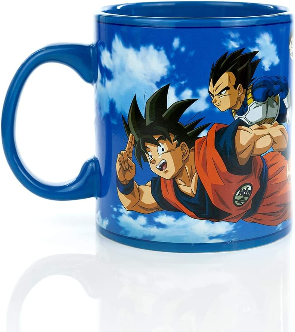 Baby Son Goku Super Saiyan Dragon Ball Z Coffee Mug