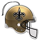 NFL New Orleans Saints Auto Air Freshener, 3-Pack