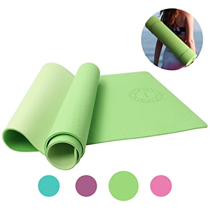blue lhotsex by yoga dark non mats with s original picture strap inch of p mat ebay toxic
