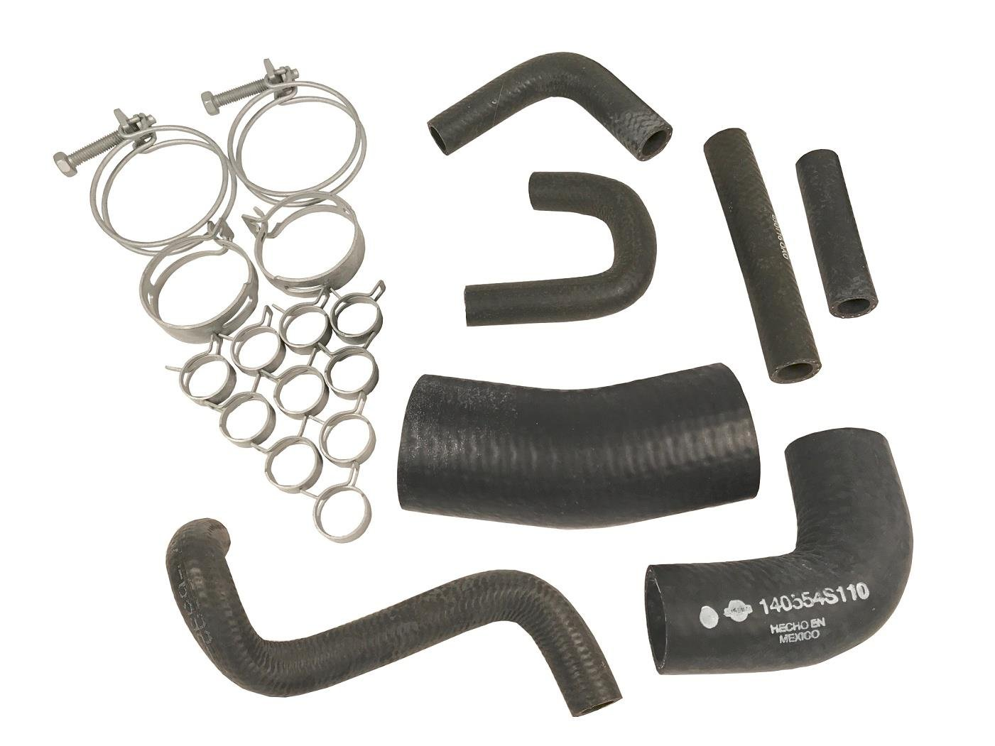 Genuine Nissan OEM Water Hose Replacement Kit 2002 Frontier/Xterra (3.3 V6)