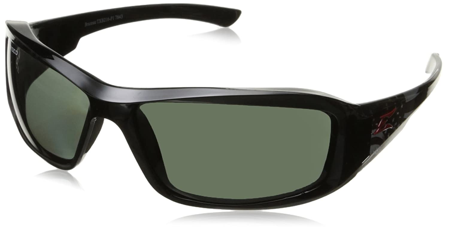 268c27299e20 Edge Eyewear TXB216-P1 Brazeau Patriot 1 Polarized Smoke Lens