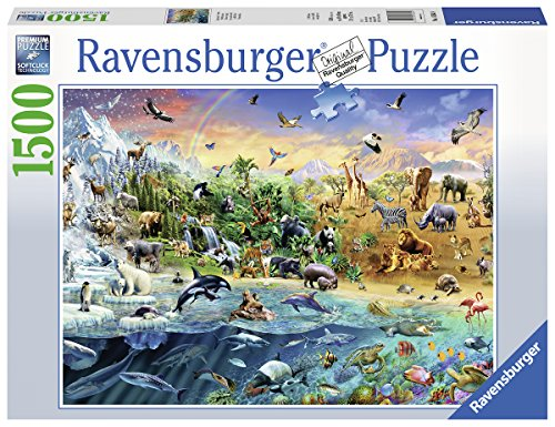 Ravensburger 16364 Our Wild World Jigsaw Puzzle (1500 Piece)