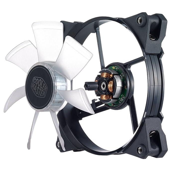 Cooler Master Blade Master 80 Gehäuselüfter: Amazon.de: Computer ...