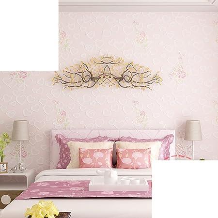 garden wedding wallpapers/Korean style bedroom wallpaper/non-woven ...