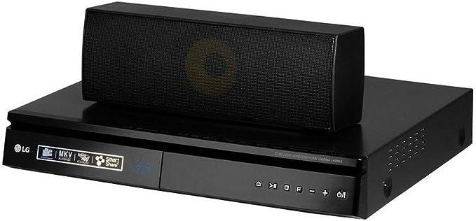 Microcadena LG LHB655N Torre 1000W Negro Torre, Negro, 1000 W, Passive subwoofer, DTS,DTS-HD Master Audio,Dolby Digital,Dolby Digital Plus,Dolby TrueHD, 148MHz//12-bits