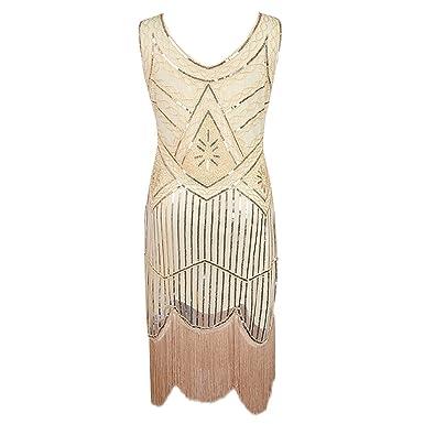 8bb4e357707e Cocktail Flapper Dress