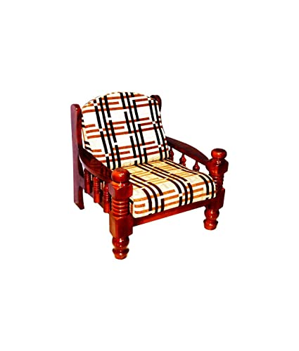 Elephant Leg Sofa Single Seater Wooden Sofa Amazon In Home