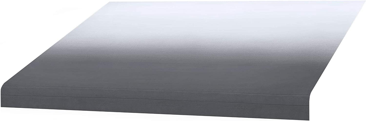 "Premium Vinyl Width Size Options 13 Feet 96 Gray 3//16/"" Diameter Beading Cord RecPro RV Awning Fabric 13 Heat-Sealed 8 Length RV Awning Replacement"