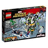 Lego Spider Man Doc Ock's Tentacle Trap, Multi Color