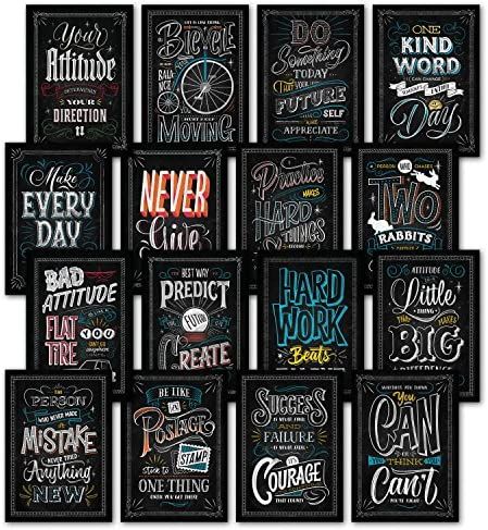 Inspirational Classroom Posters Motivational Decorations product image