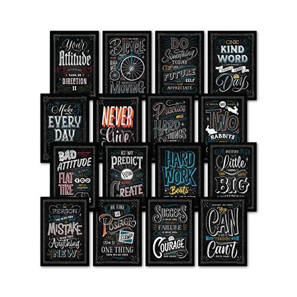 inspirational classroom posters chalkboard motivational