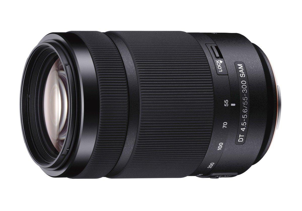Sony SAL-55300 Universal-Tele-Zoom-Objektiv 55-300 mm
