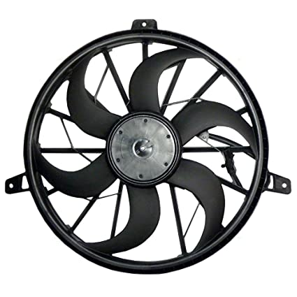 Amazon Com Radiator Cooling Fan With 3 Pin Connector Replacement