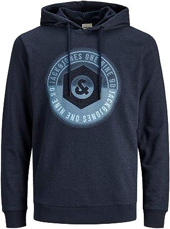 Jack /& Jones Jcotristan Sweat Hood Sweatshirt /à Capuche Homme