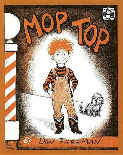 Mop Top (1 Paperback/1 CD) by Live Oak Media