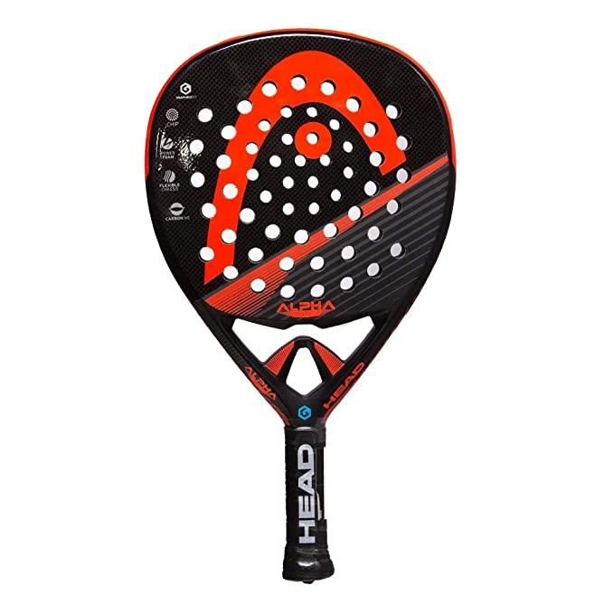Head Graphene XT Alpha Pro LTD: Amazon.es: Deportes y aire libre