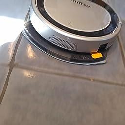 OCDAY Robot Vacuum Cleaners, Smart Floor Cleaner With