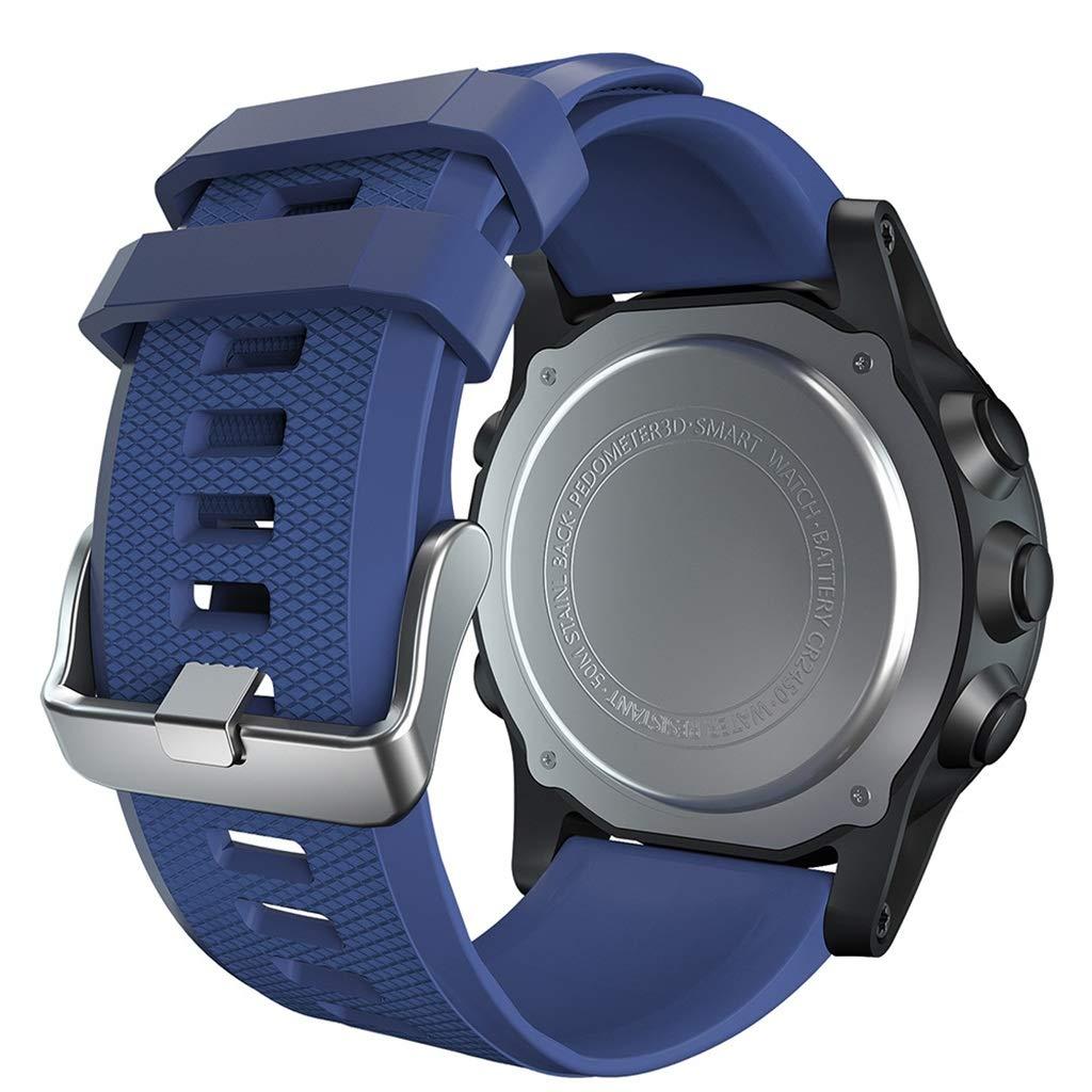 Amazon.com: Dfiew - Reloj inteligente para deportes al aire ...