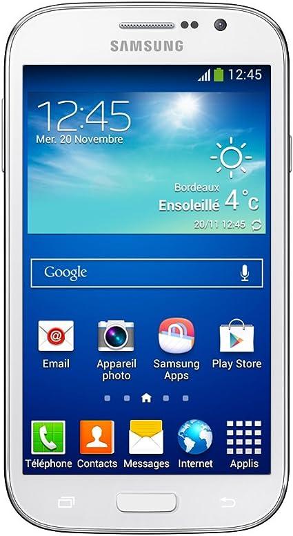 Samsung Galaxy Grand Plus - Smartphone libre Android (pantalla 5 ...