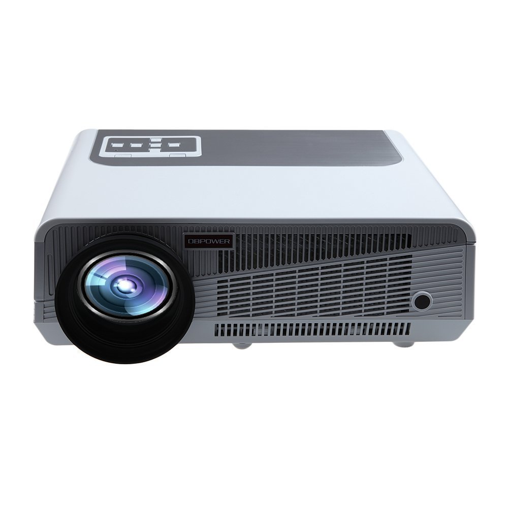 Vídeo de alta definición proyector DBPOWER: Amazon.es ...