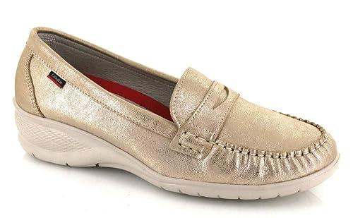 Callaghan, 13214, Mocasín Nude de Mujer: Amazon.es: Zapatos y complementos