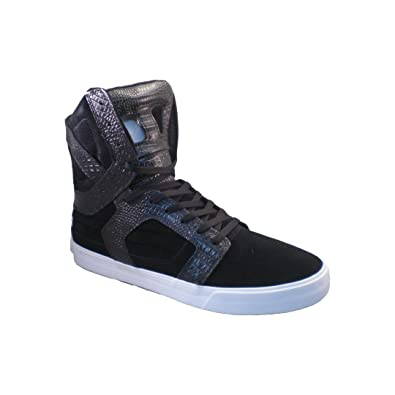 408e99a5e67c5b Image Unavailable. Image not available for. Color: Supra Skytop II Men's  Shoes Footwear, Black ...
