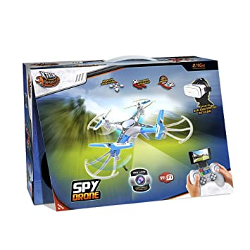 World Brands Xtrem Raiders-Spy Drone con Gafas 3D: Amazon.es ...