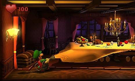 Luigis Mansion: Dark Moon [Importación francesa]: Amazon.es: Videojuegos