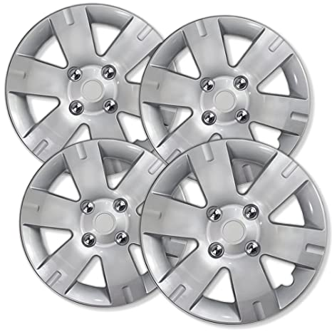 amazon oxgord hub caps for 03 12 nissan sentra pack of 4 07 Nissan Altima Coupe oxgord hub caps for 03 12 nissan sentra pack of 4 wheel