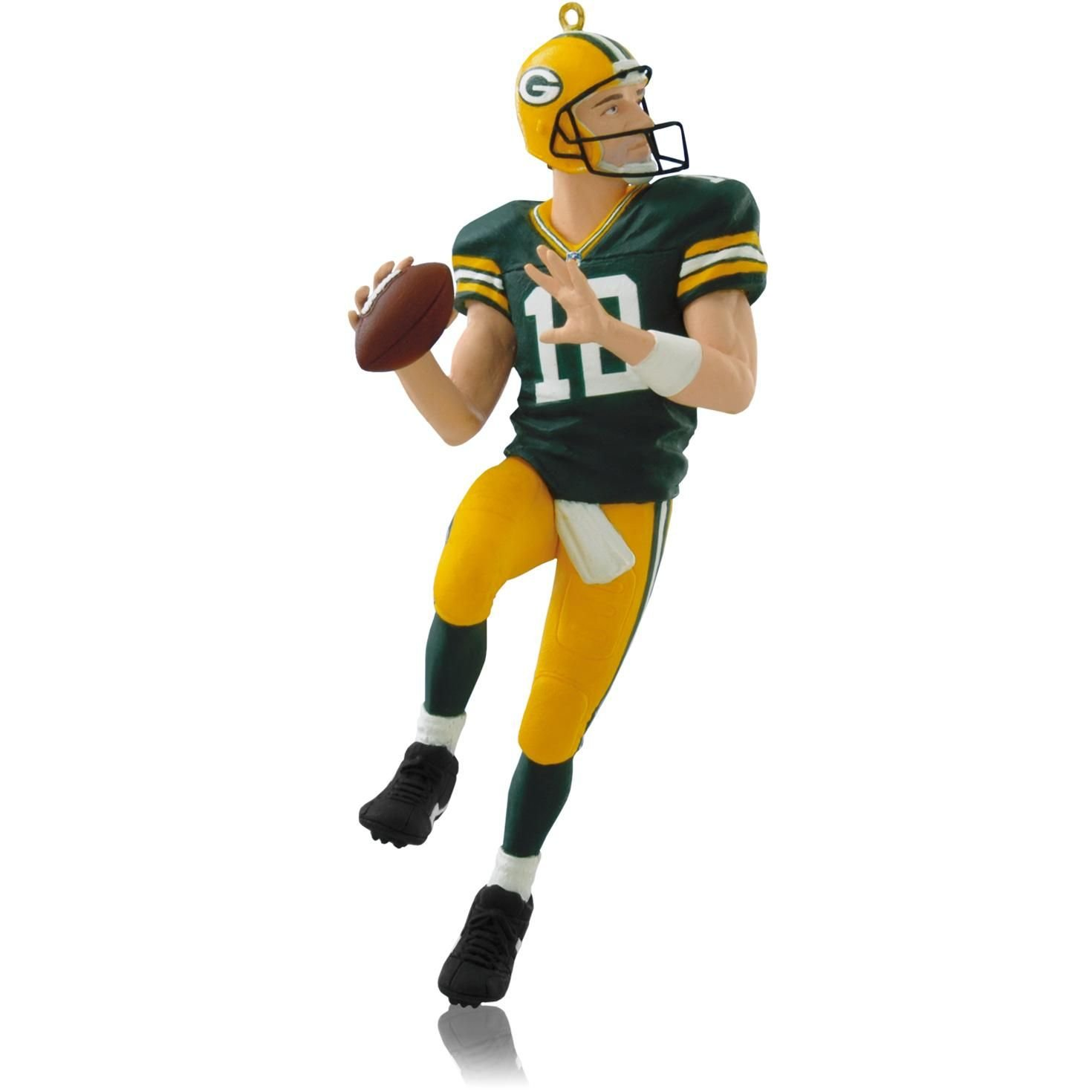Amazoncom TNA Aaron Rodgers Green Bay Packers 20th In The