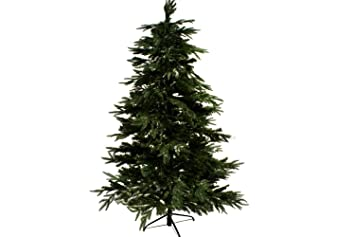 Kaemingk Everlands Victoria Pine Christmas Tree - 7ft: Amazon.co ...