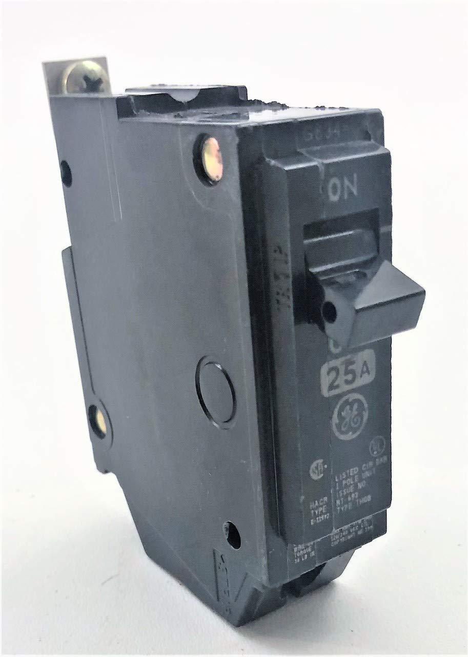 GE General Electric 30 amp 120//240 volt circuit breaker Catalog # THQB1130