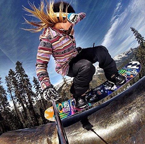 Quik Pod Sport Waterproof Gopro Selfie Stick Durable