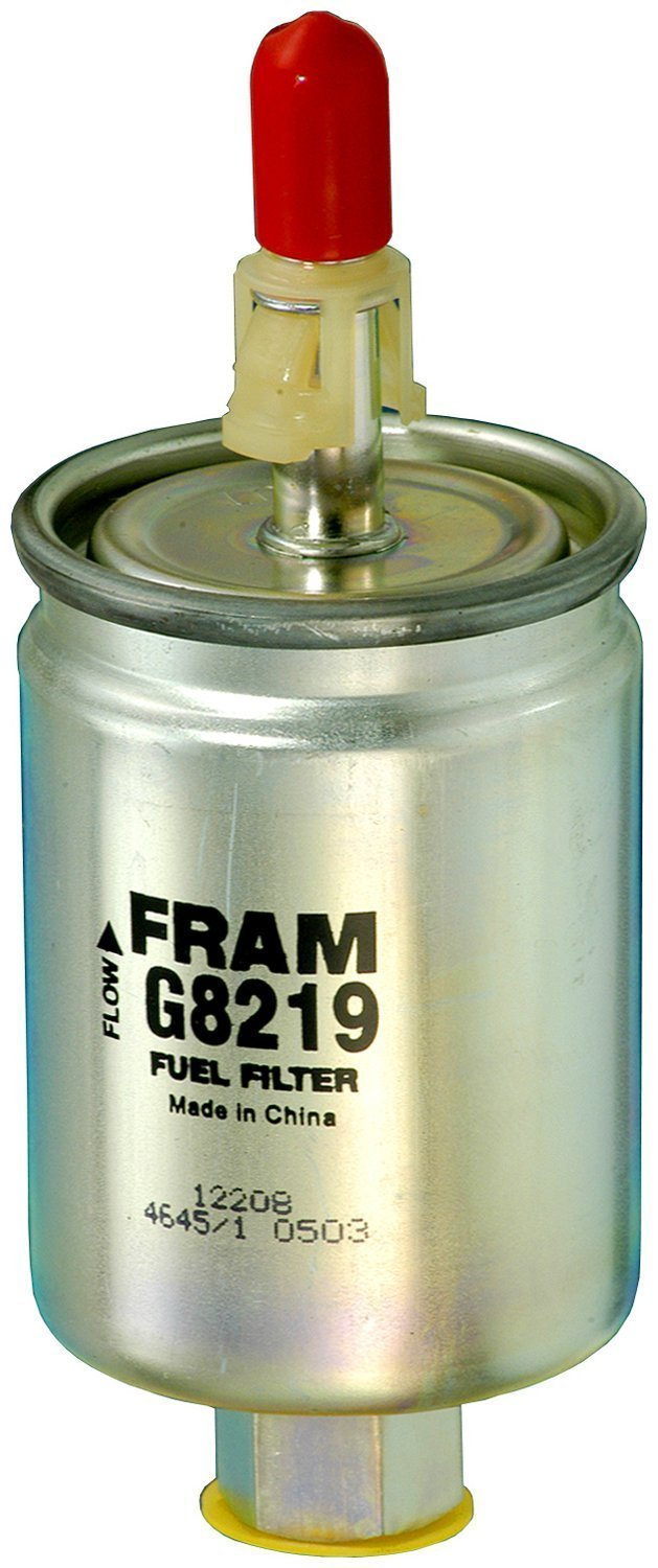 Fram G8219 In Line Fuel Filter Automotive 1990 Chevy Silverado Location