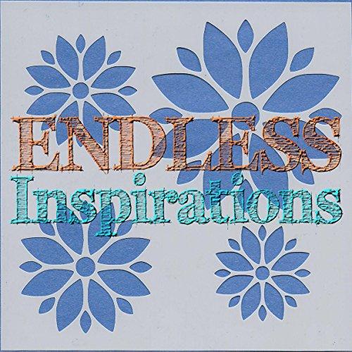 Endless Inspirations Original Stencil, 6x6 Inch, Poinsettia 2 ()