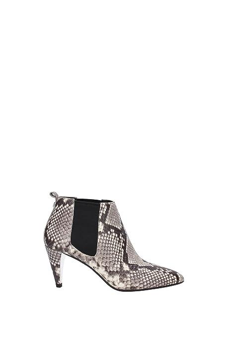 Botines Michael Kors Mujer - (40S5OWME6ENATURAL) 38 EU: Amazon.es: Zapatos y complementos