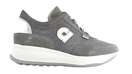 949f1bf8560f AGILE BY RUCOLINE Sneakers Donna- 1304 A Chambers Soft: Amazon.it ...