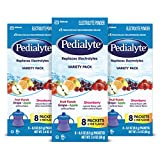 Pedialyte Variety Powder Pack, 24 Count