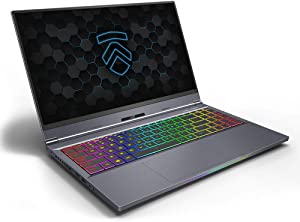"MAX-15 Ultra Performance 15.6"" Gaming Laptop PC: Liquid Metal Intel i7-10875H 8 Core NVIDIA GeForce RTX 2070 144Hz Calibrated Full HD Windows 10 Professional 1TB NVMe SSD 32GB DDR4 2933MHz RAM"