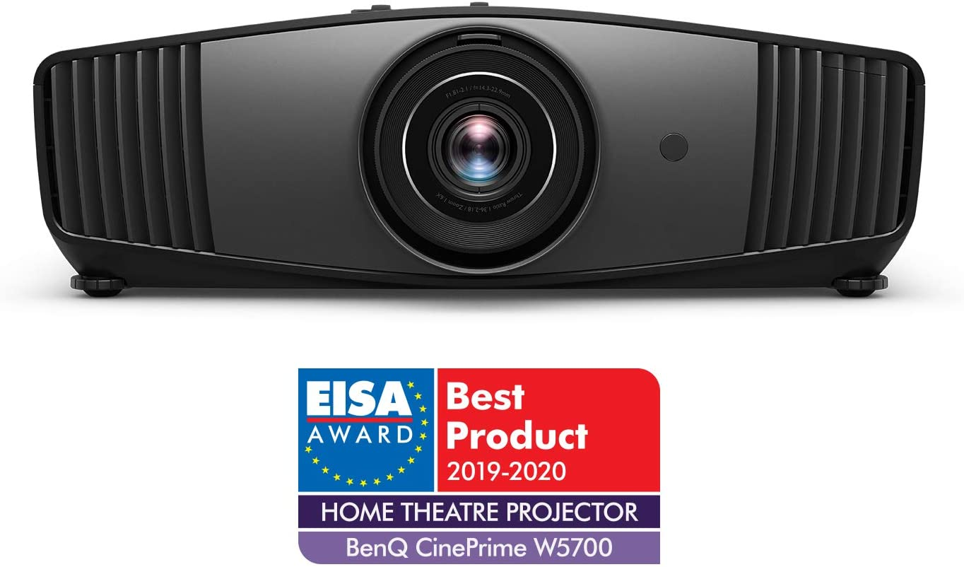 BenQ W5700 - Proyector DLP para Home Cinema (4K UHD, HDR, 100% DCI ...