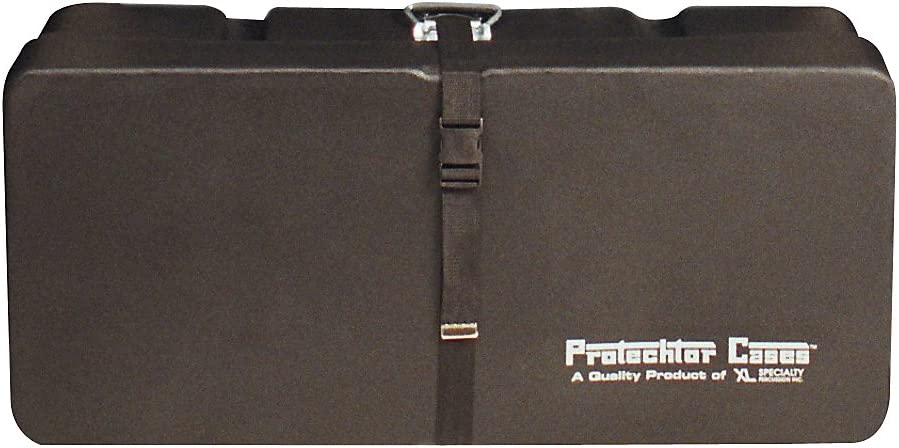 Gator Cases Protechtor Series Classic Ultra Compact Drum Hardware Accessory Case; 36x16x7 GP-PC304UC