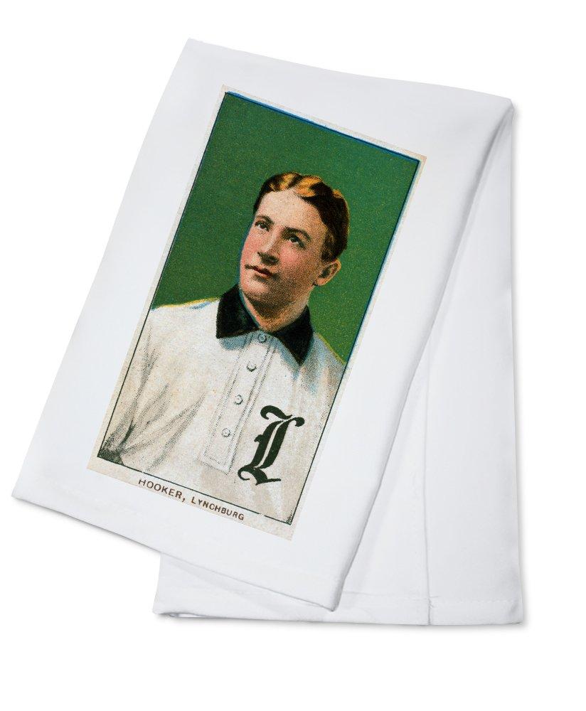 Lynchburg Virginia League – Bock Hooker – 野球カード Cotton Towel LANT-23406-TL Cotton Towel  B0184BJ3UY
