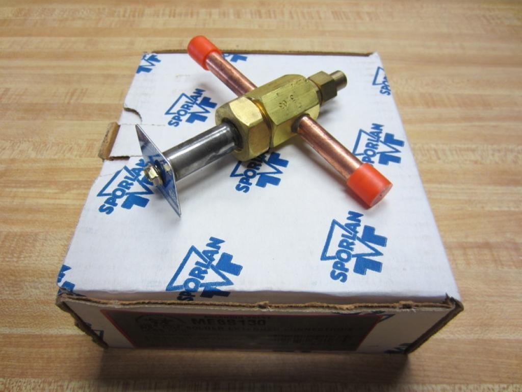 Sporlan E3S120 Solenoid Valve 1//4 Without Coil