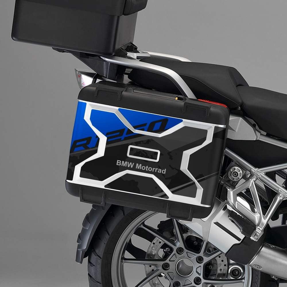VV2-R1250GSB Blue Kit de 2 Protections adh/ésives pour Valise Vario R 1250 GS Vario 2/° MOD/ÈLE VV2-R1250GS