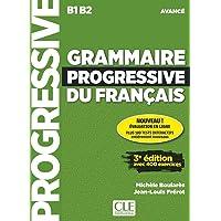 Grammaire progressive du français. Niveau avancé B1-B2. Livre. Per le Scuole superiori. Con espansione online. Con CD…